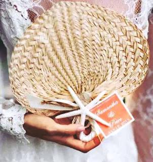 souvenir pernikahan kipas angin