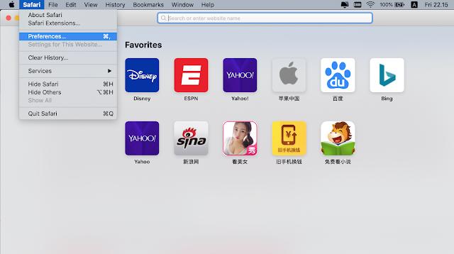 Cara Memblokir Cookie Safari di Mac