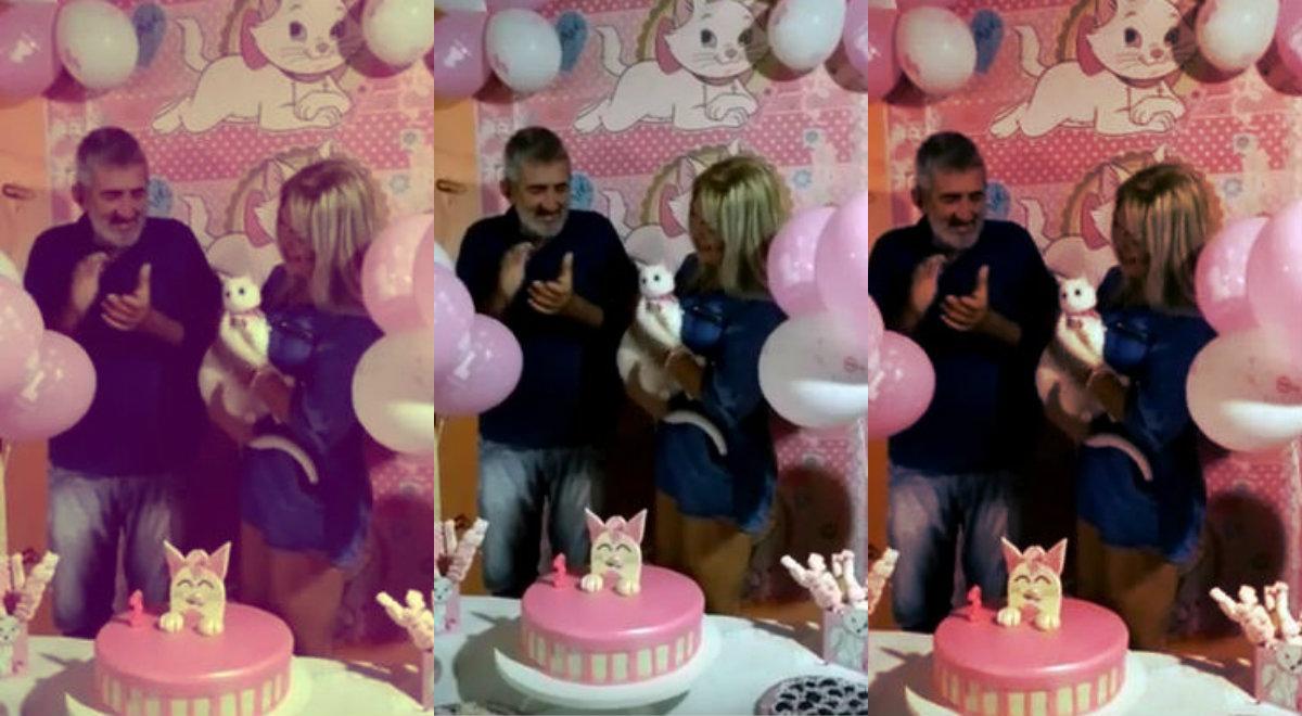 Pai do 13º da Câmara de Óbidos faz aniversário para gata, e vídeo da festa viraliza