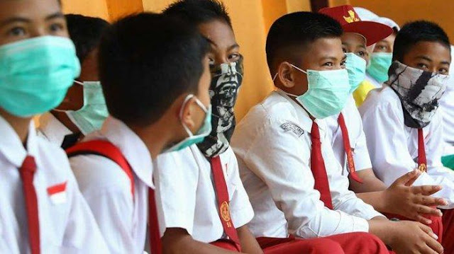 13 Juli Tahun Ajaran Baru 2020/2021 Anak-anak Kembali Bersekolah, SD dan PAUD Tetap BDR