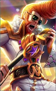 Sun Rock Star Heroes Fighter of Skins V2