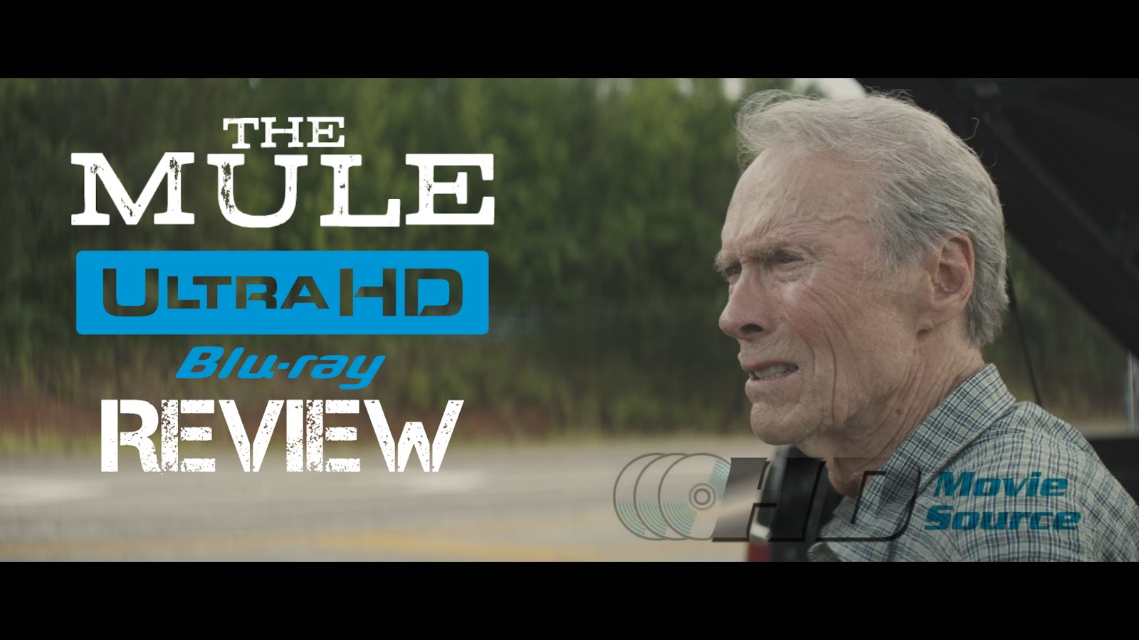 The Mule 4K Ultra HD Blu-ray Blu-ray Review