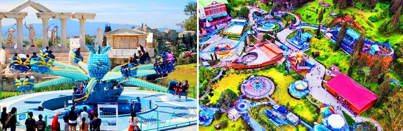 Taman Hiburan Mikie Holiday Berastagi 10 Foto Fasilitas Dan Tiket Masuk Karo Gaul