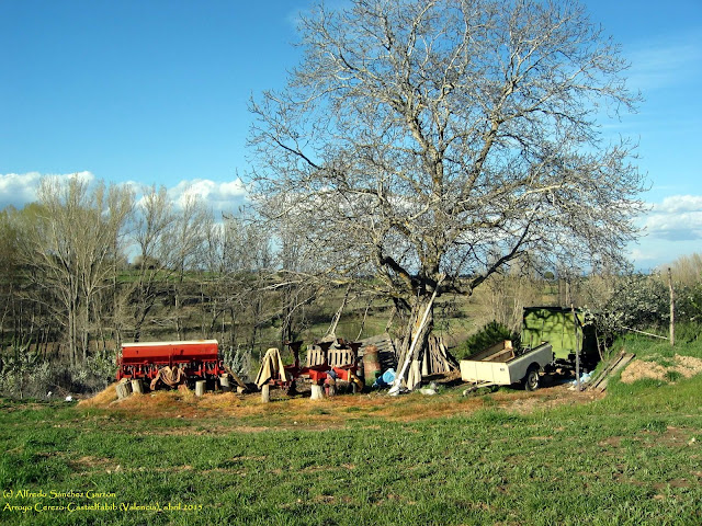 arroyo-cerezo-castielfabib-valencia-aperos