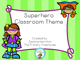 https://www.teacherspayteachers.com/Product/Superhero-Classroom-Theme-Decor-EDITABLE-1309286