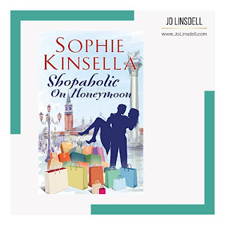 Shopaholic on Honeymoon by Sophie Kinsella