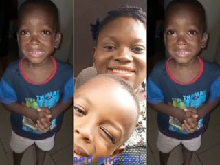 My Mom Did Not Beat Me, She Calmed Down - 'The CALM DOWN' Little Boy Reveals In A New Video