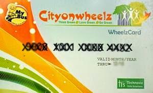 MyBus Kerala travel card
