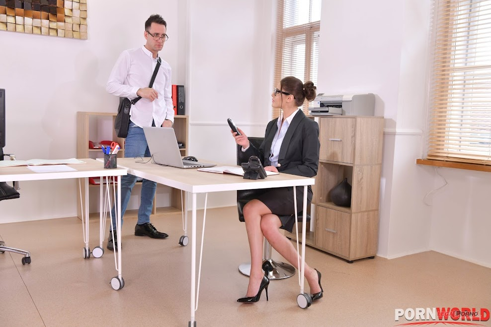 Sybil - Sizzling Hot Secretary