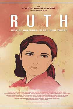 RUTH - Justice Ginsburg in her own Words (2019)