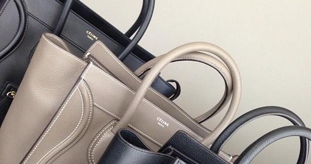 386852d58e0d Celine Mini Luggage ~ Privé Porter