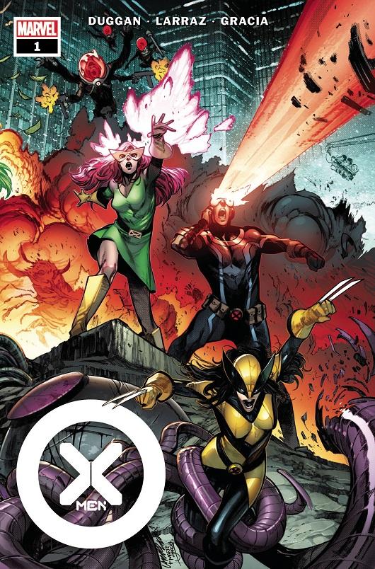 Cover of X-Men #1