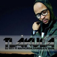 DJ Titty - Tlakula (afro house)