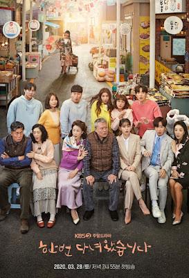 Drama Korea -Once Again-