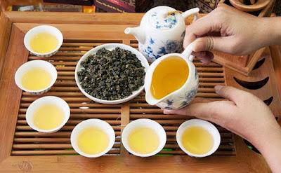 nghệ thuật thưởng trà
