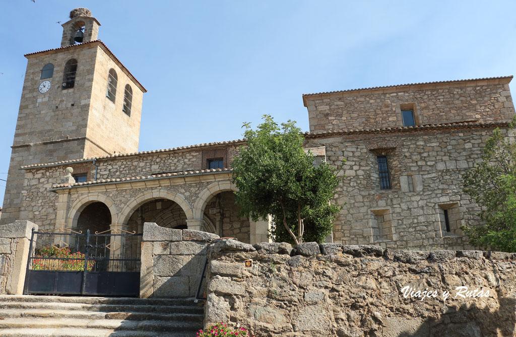Iglesia de Nuestra Señora de la Asunción de Puente del Congosto