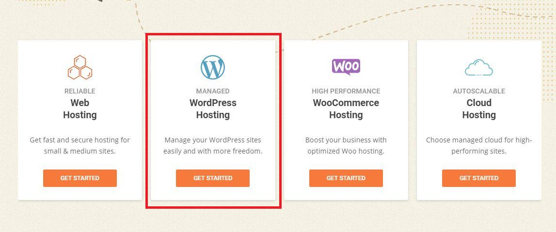 wodpress hosting