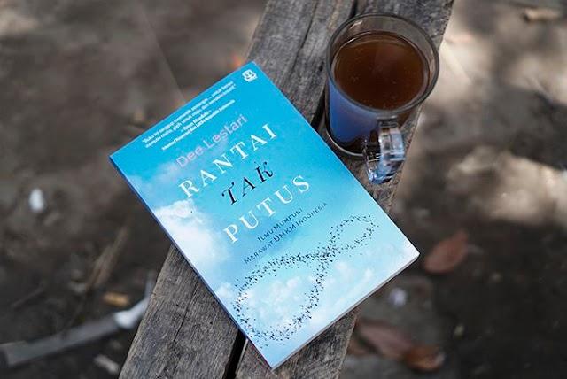 Resensi Buku Rantai Tak Putus Karya Dee Lestari
