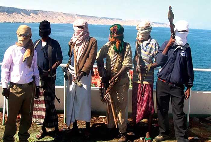 Struktur Bajak Laut Somalia