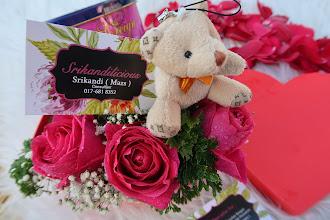 Srikandilicious tawar khidmat jambangan bunga dan coklat untuk orang tersayang anda