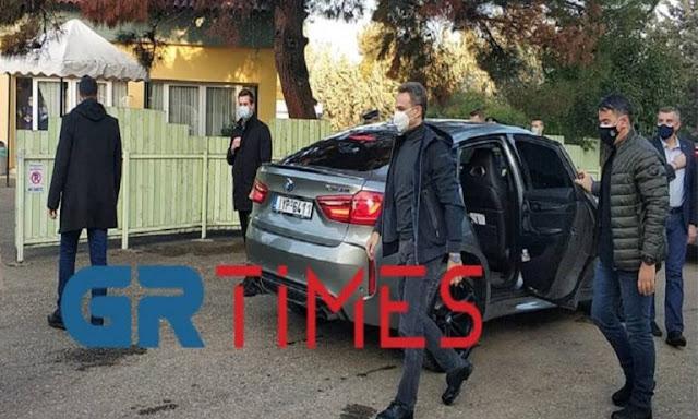 Κυριάκης Μητσοτάκης BMW X6