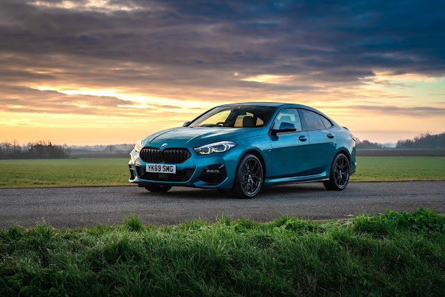 The first ever BMW 2 Series Gran Coupe 218i