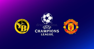 Young Boys vs Man United Live
