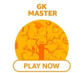 Amazon GK Master Quiz Answers