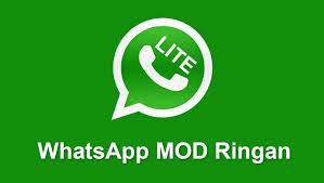 Download Whatsapp Lite MOD Apk Ringan RAM Ukuran Kecil 2019