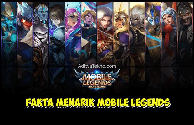 Fakta tentang Menarik Mobile Legends