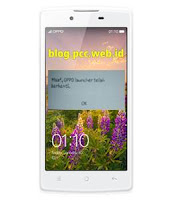 Cara Mudah Flashing Firmware Oppo Neo 3 R831K tanpa PC
