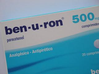 Dose de paracetamol para uma criança de 35 kg