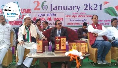 ब्रदरहुड वेलफेयर एसोसिएशन मुड़ली द्वारा आयोजित किया गया गणतंत्र दिवस सह पंचायत टॉपर सम्मान समारोह