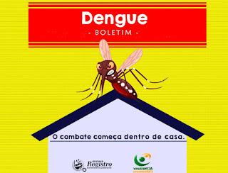 Dengue: Boletim Epidemiológico de Monitoramento