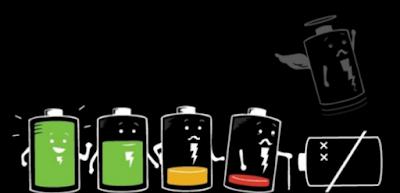 Kumpulan Cara Menghemat Baterai Android 100% Ampuh Tanpa Root