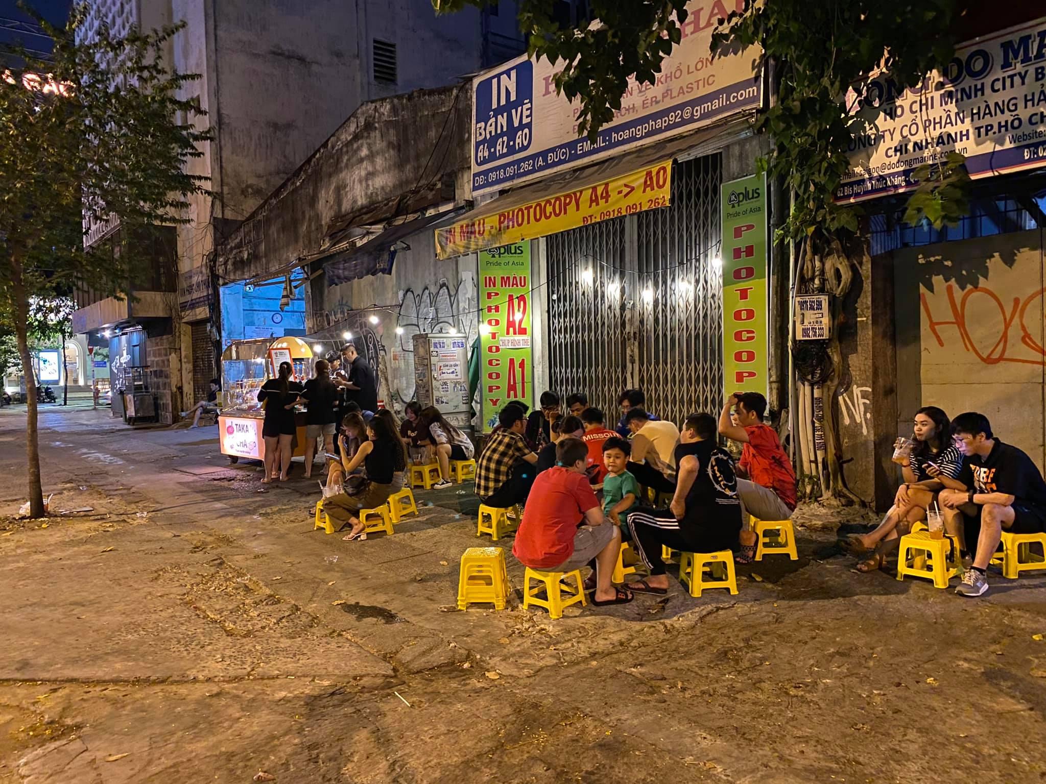 Takacha - Trà dâu ngon nhất Sài Thành