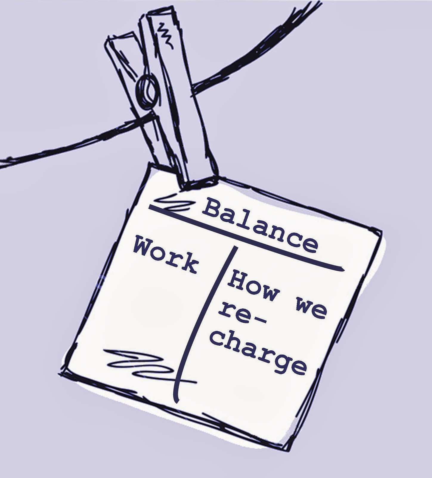 Acts of Leadership: Building a Healthy Balance (Sheet)