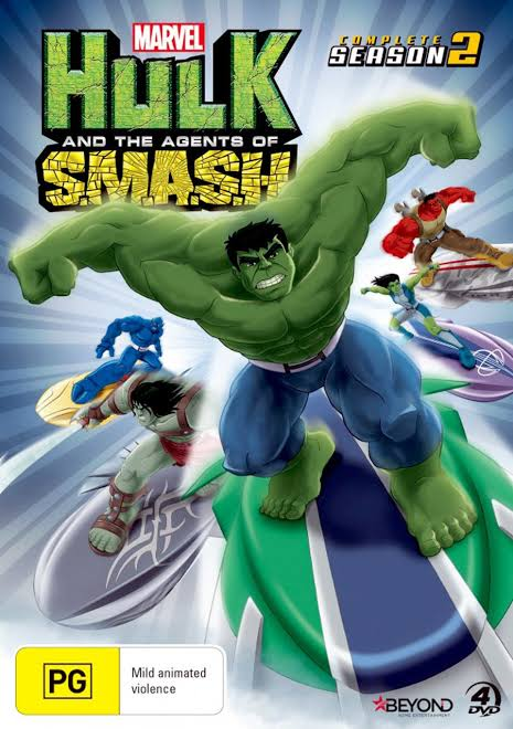 Hulk And The Agent Of Smash Season 02 All Images In Hd