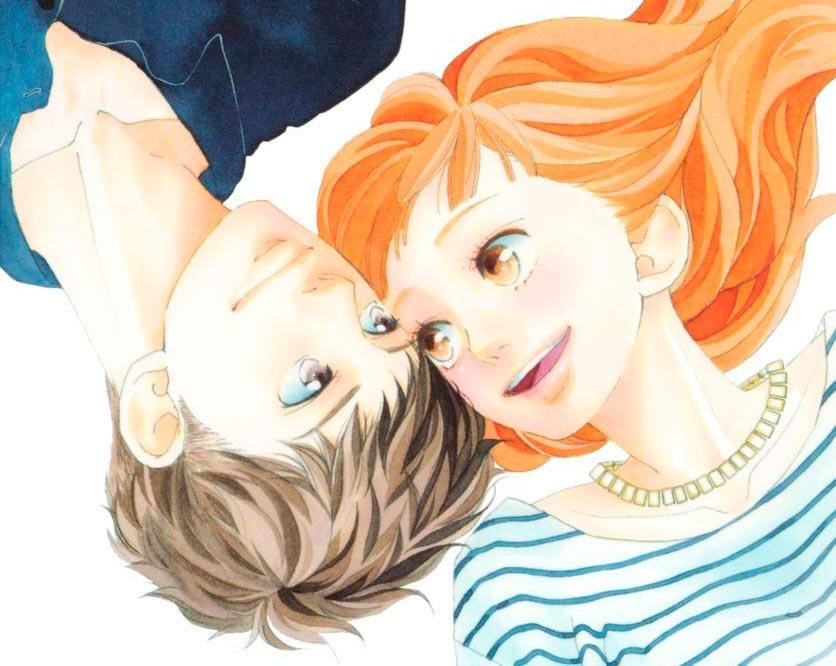 Antología de historias de amor (Sakisaka Io Ren'ai Joshi Tanpenshuu Kimi Bakkari no Sekai) manga