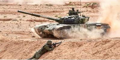 الجيش المغربي يرد بحنكة على استفزازات جبهة البوليساريو الإنفصالية..التفاصيل