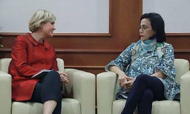 Bank Dunia Sebut Ekonomi Indonesia Tumbuh Tapi Hanya 0 Persen
