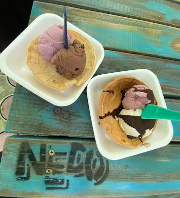 Necatiye Köyü Nedo Dondurması
