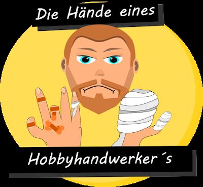 Lustiges Bild Hobby Handwerker