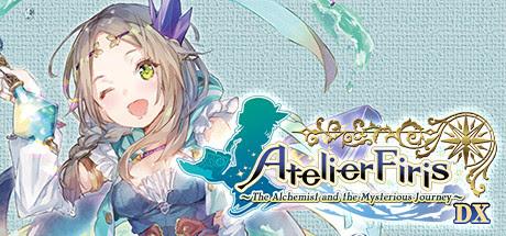 Atelier Firis The Alchemist and the Mysterious Journey DX-CODEX
