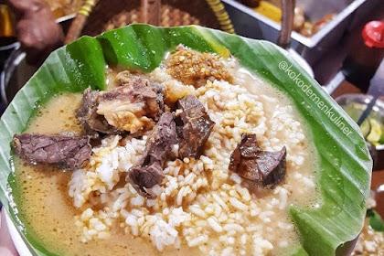 """Mengenal Nasi Gandul Kuliner Khas Pati yang Rasanya """"Ngangenin"""""""