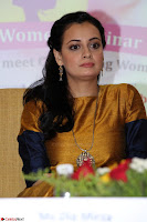 Dia Mirza Attends Power Women Seminar To Celete Womens Day 020.JPG