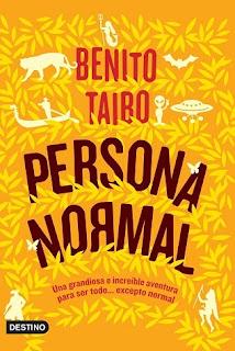 Reseña de Persona Normal - Benito Taibo