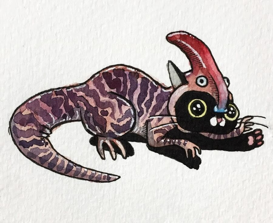 07-Parasaurolophus-suit-Sara-Szewczyk-www-designstack-co