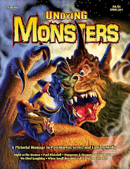 Undying Monsters