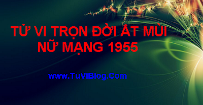 Tu Vi At Mui 1955 Tron Doi